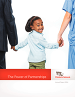 The Power of Partnerships- Annual Report 2014