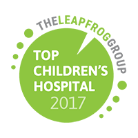 2017 Leapfrog Top Children's Hopsital Award