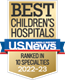 US News  Ranked in 10 specialties award