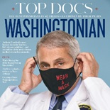Washingtonian top docs 2020 dr. fauci