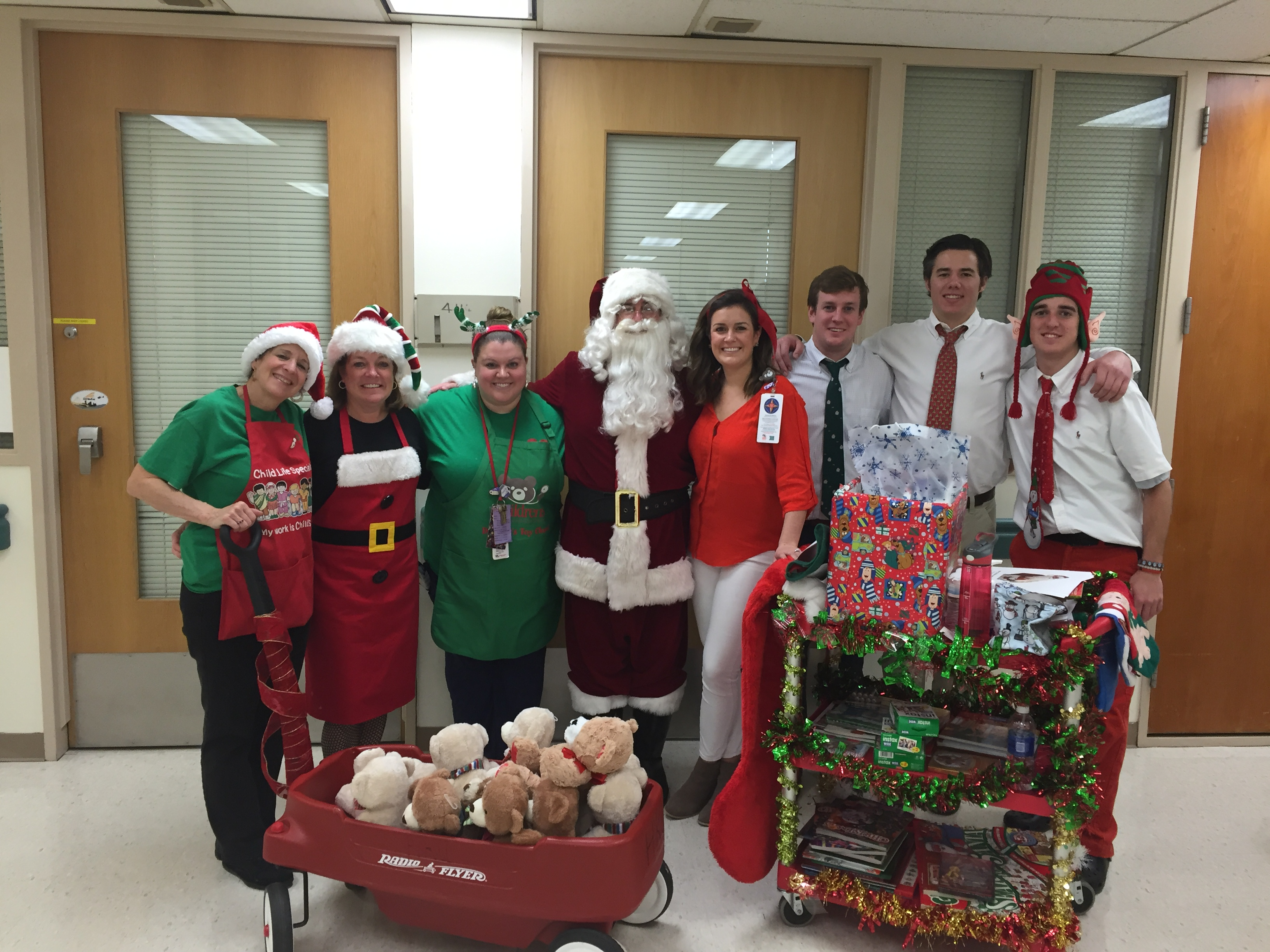 Great Itu0027s Often Difficult For Patients And Their Families To Spend The Holidays  In The Hospital. Being In An Unfamiliar Environment Can Be Jarring, ...