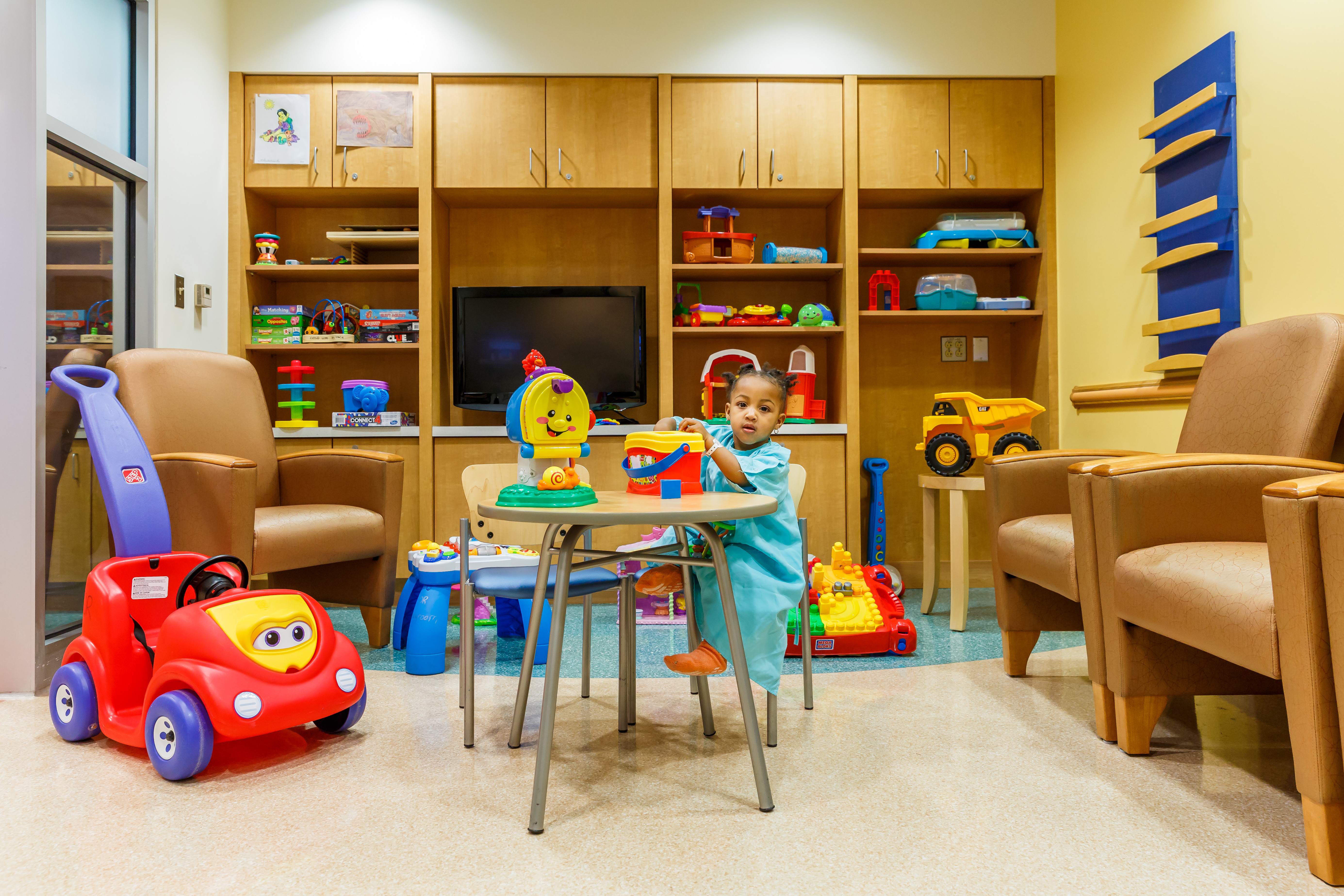 surgery playroom