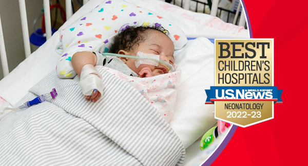 Neonatology – Ranked #1 in the Nation | Children's National