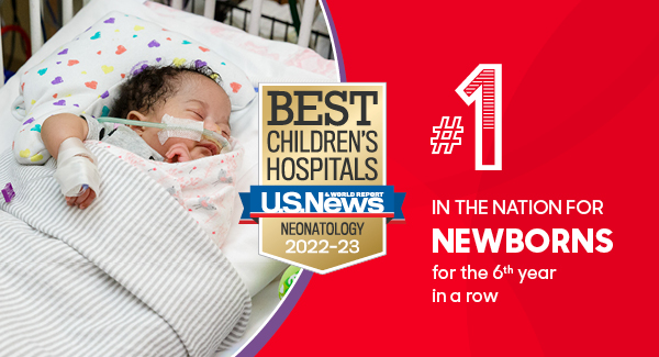 Neonatal Intensive Care Unit Nicu Ranked 1 In The Nation Children S National Hospital