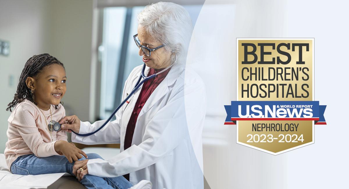 Kidney Disease Care - Ranked Number 6 Nationwide