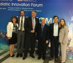 Physicians attending Shanghai Pediatric Innovation Forum 2017