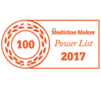 The Medicine Maker's 2017 Power List Logo