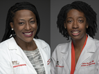 Denver Brown, M.D. and Celina Brunson, M.D.