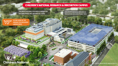 research and innovation campus map