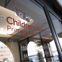 Children's Health Center Anacostia front door