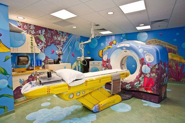 Children's Imaging at the Outpatient Center of Montgomery County