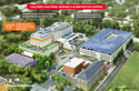 Rendering of VT and Children's National Research & Education campus