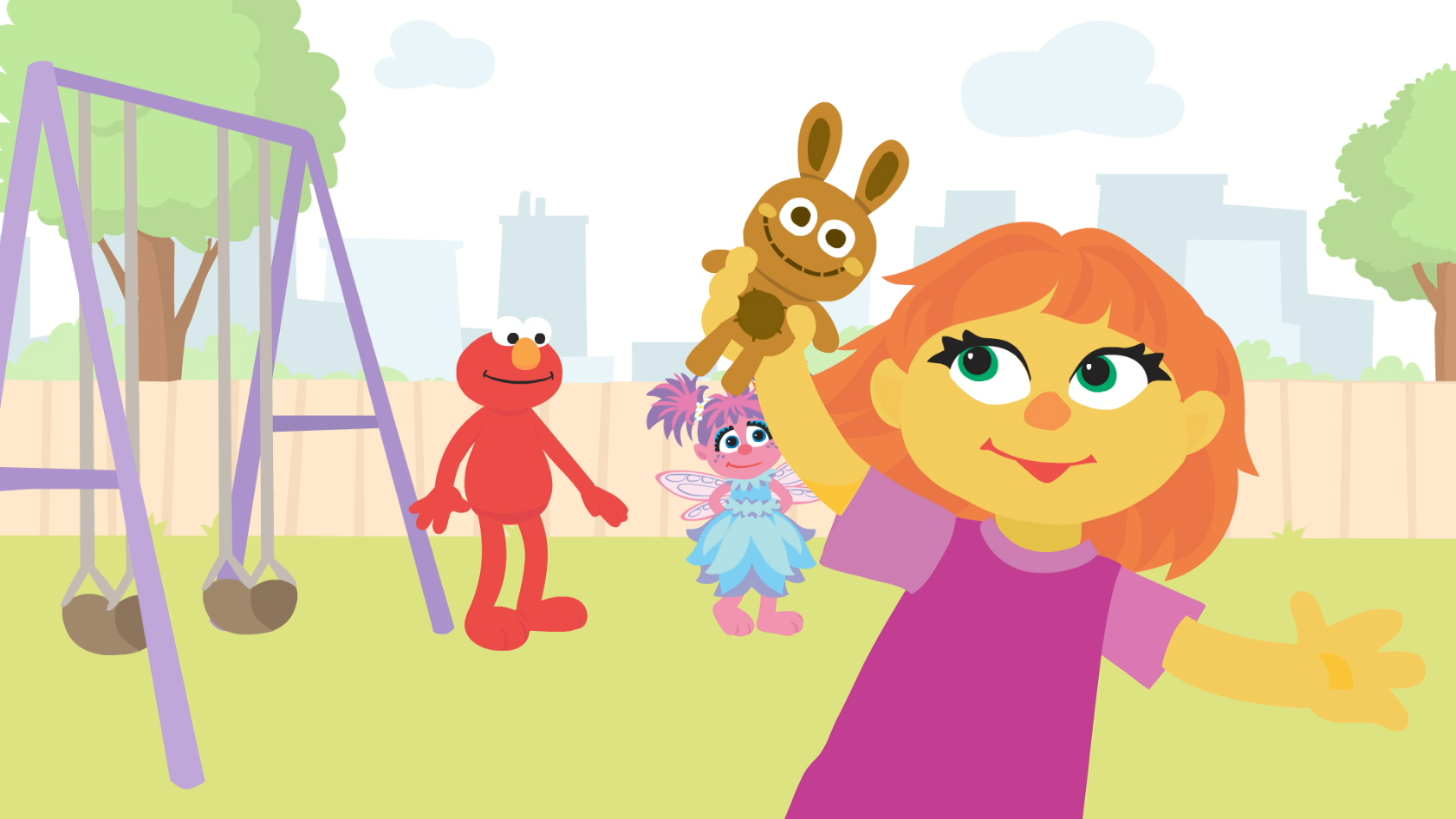 Julia sesame workshop