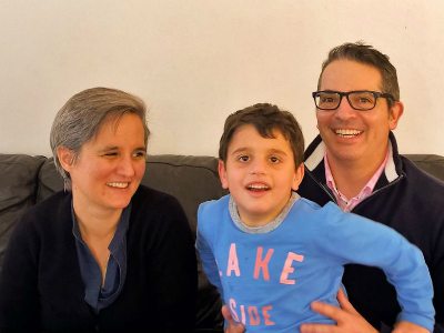 Massimo's Story - Solving the Mystery of Leukodystrophy