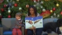 First Lady Michelle Obama visits and reads with children in 2015