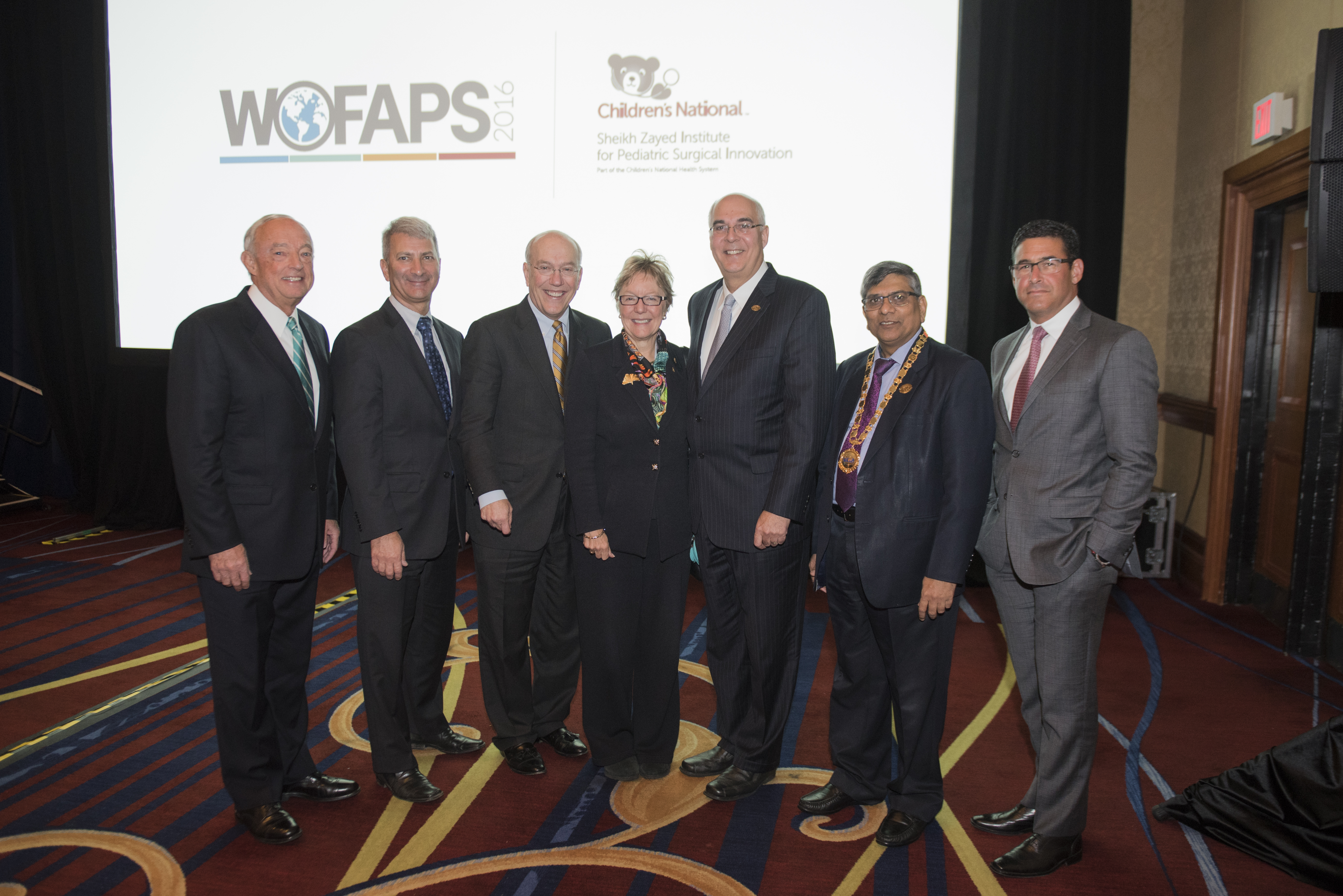 providers at WOFAPS