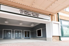takoma theater building