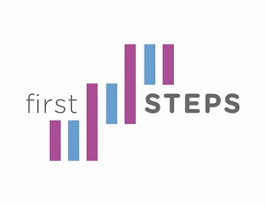 Logo for the First Steps study of Type 1 diabetes in early childhood and parenting support