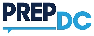 Logo for PREP-DC, a study on improving health communication in adolescents and young adults with Type 1 diabetes