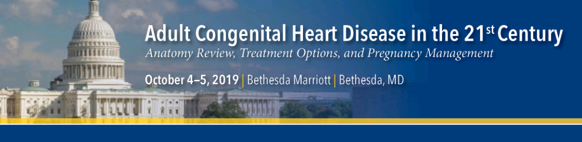 Adult Congenital Heart Disease conference