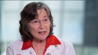 Fran Cogen, M.D., C.D.E., discusses her latest research