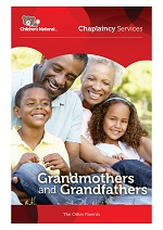 Bereavement resources for grandparents