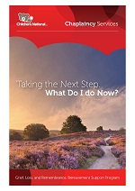 Next steps in the bereavement process