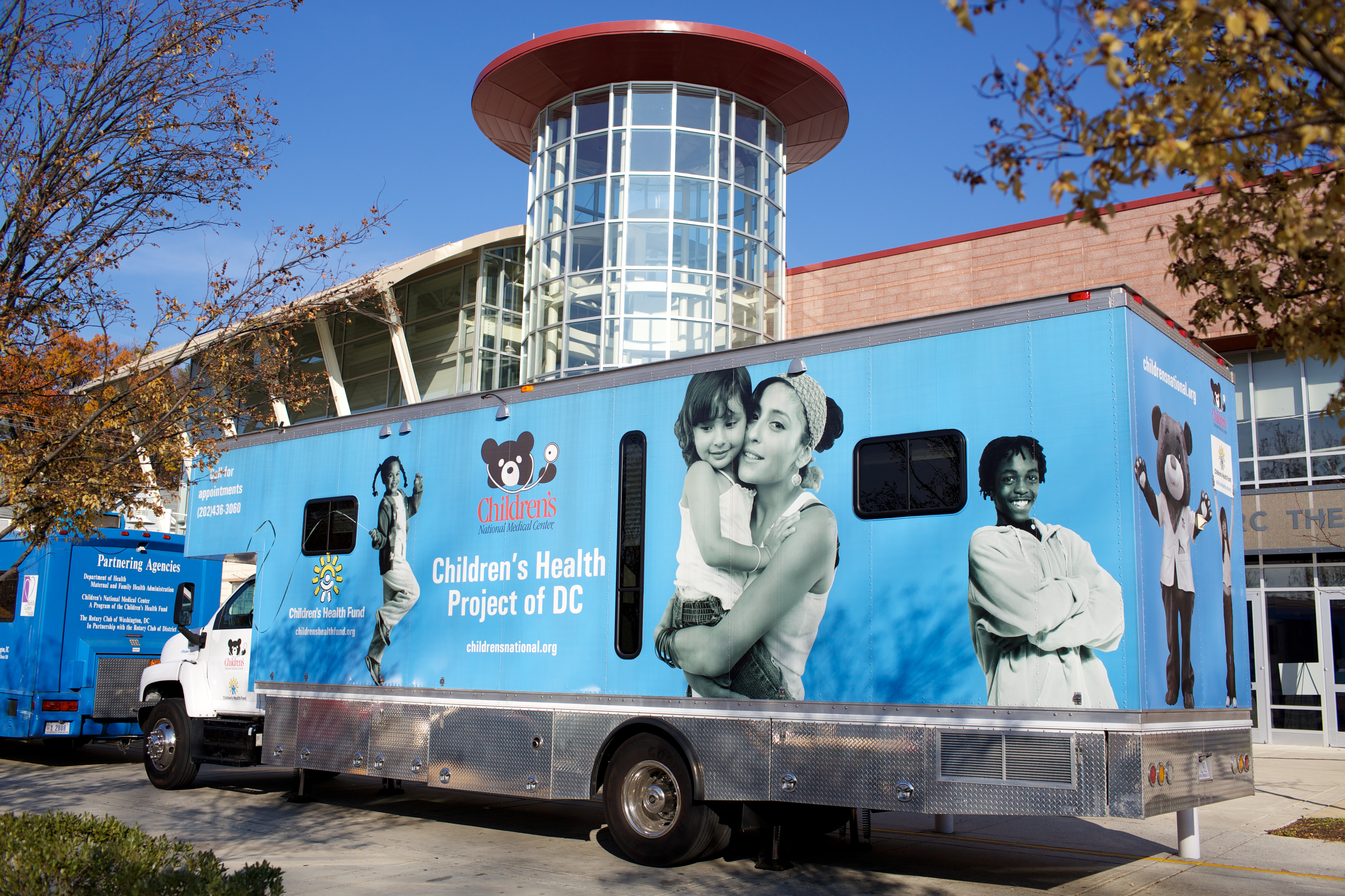 mobile health van