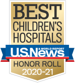 Children's National is one of just 4 pediatric hospitals ranked in the top 20 in every specialty in the U.S. News and World Report 2016-17 Best Children's Hospital Survey.