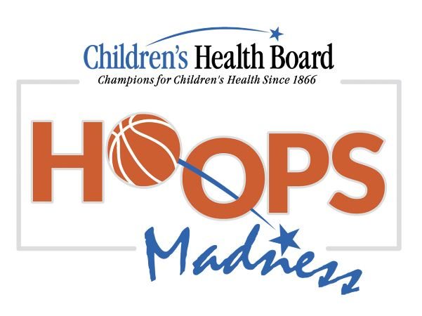 Hoops Madness Logo