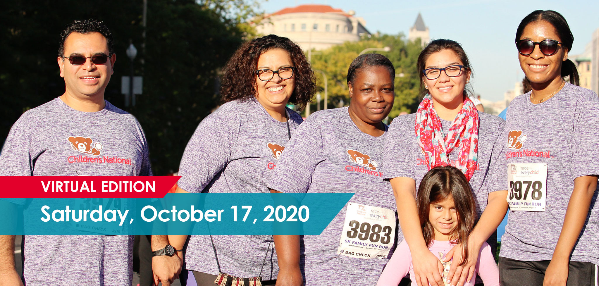 Race For Every Child 2020 Upcoming Event