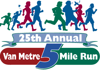 Van Meter Run 2017 Event Logo