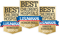US News Badge Set Of 3