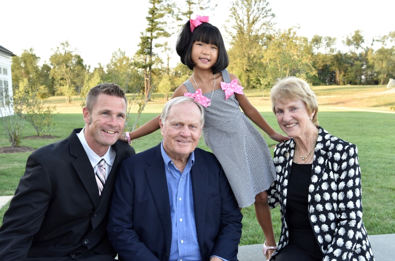 Jack and Barbara Nicklaus on Improving Children's Health