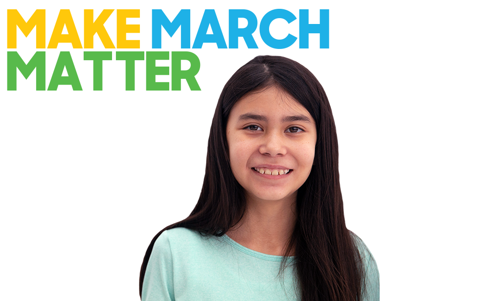 2020 Make March Matter Donate