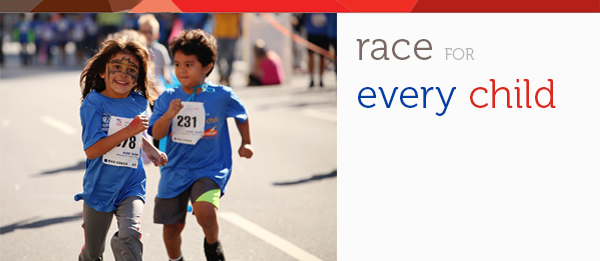 Race for every child 2018