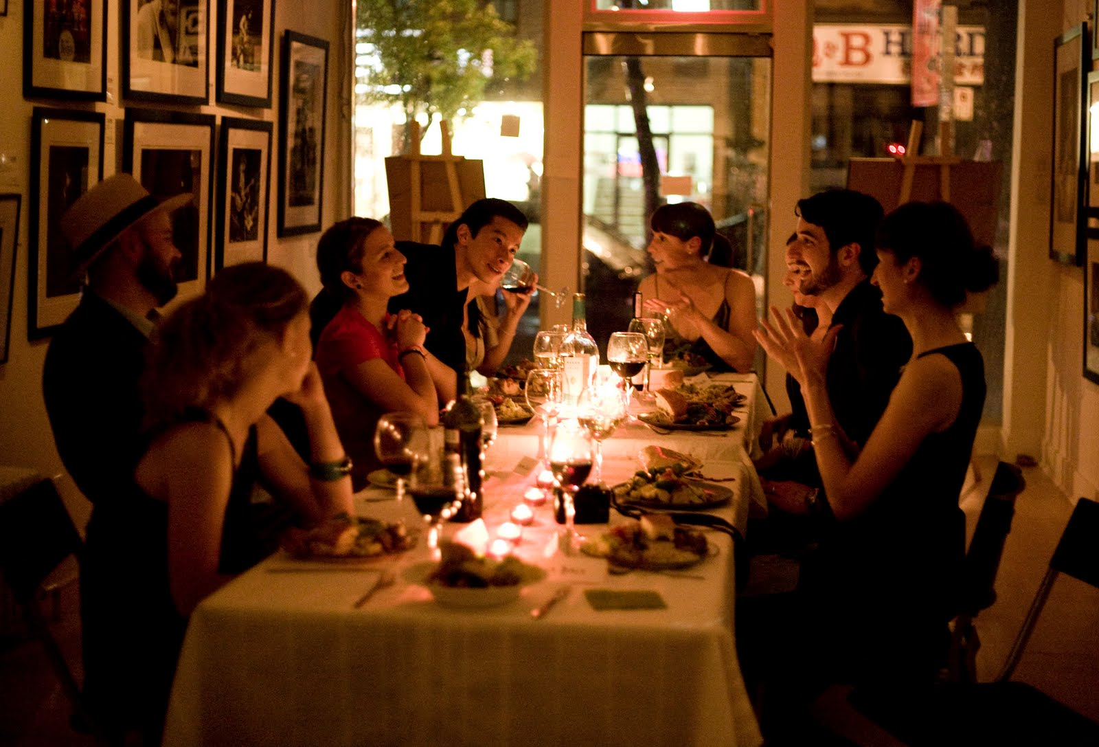 Dinner Party at your Favorite Restaurant (childrensnational.org)