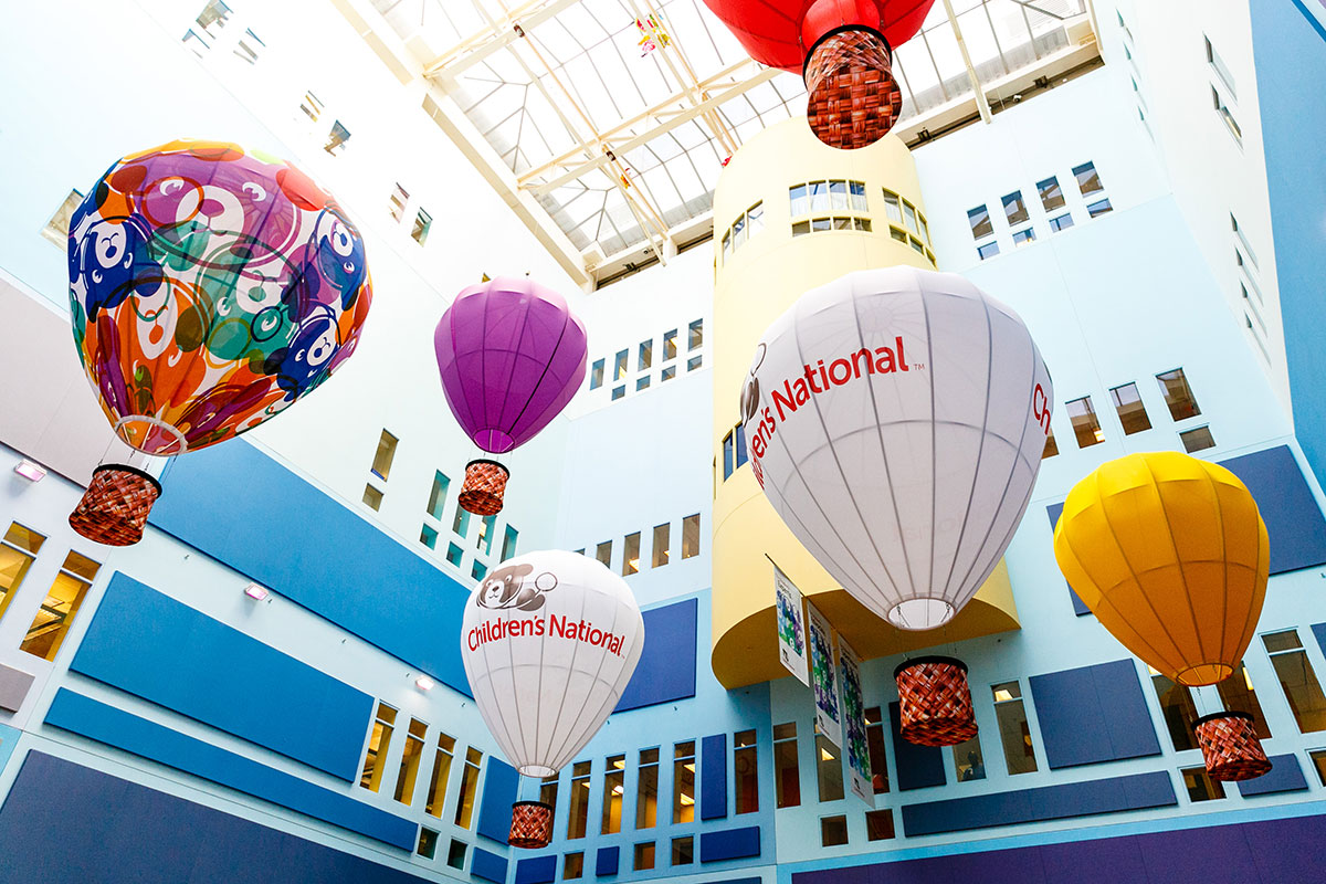 Children's National Atrium