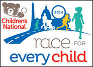 Race for Every Child Logo