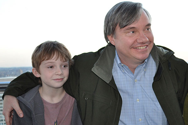 John and Connor McCormick